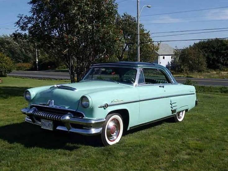 Att on 1957 Buick Super 2 Door
