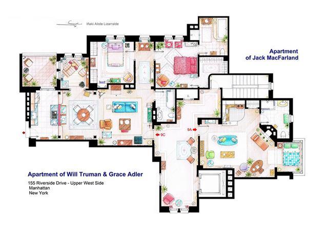 Famous-Television-Show-Home-Floor-Plans-13