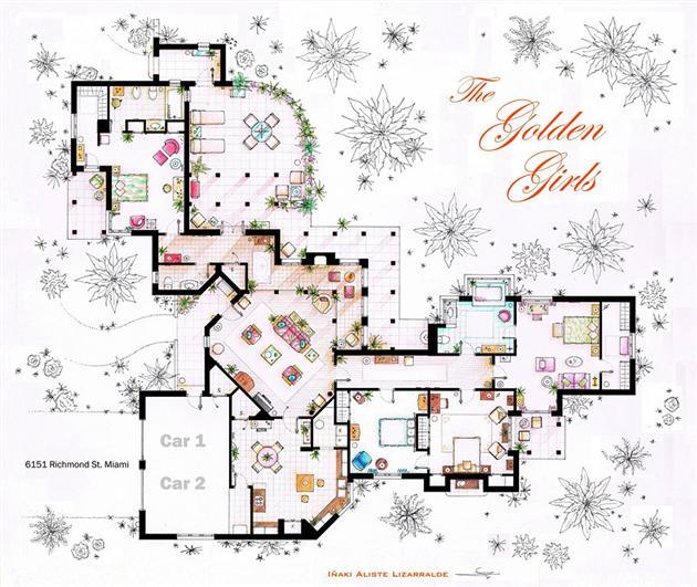 Famous-Television-Show-Home-Floor-Plans-14